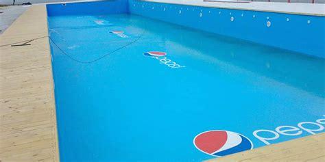 Beschriftung Aufkleber Wasserfest aufkleber pool wasser uv wasserfest logofolie de