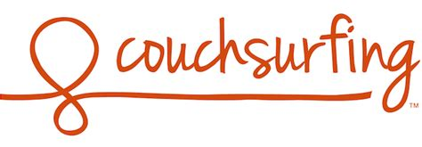 couch surfing logo couchsurfing warmshowers airbnb independent people