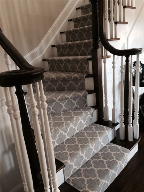 stair runner ideas stair rug runner best 25 stair runners ideas on