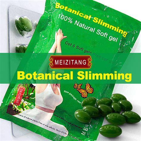 Meizitang Slimming Krim Pelangsing 1 meizitang botanical slimming softgel health care products health and
