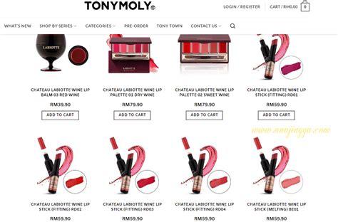 Harga Tony Moly Di Store jom shopping di tony moly e store malaysia anajingga