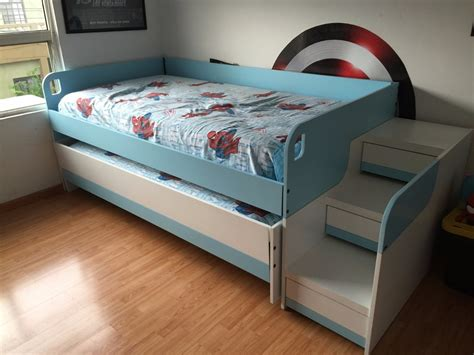 cama de litera cama litera canguro para ni 241 os 5 000 00 en mercado libre