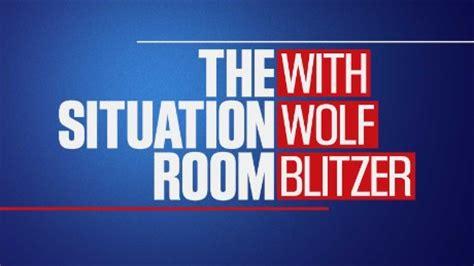 the situation room cnn cnn profiles wolf blitzer anchor cnn