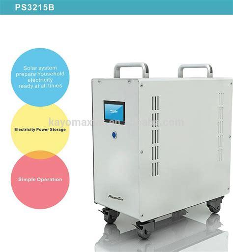 solar powered generator ventures lfp 10 plus portable