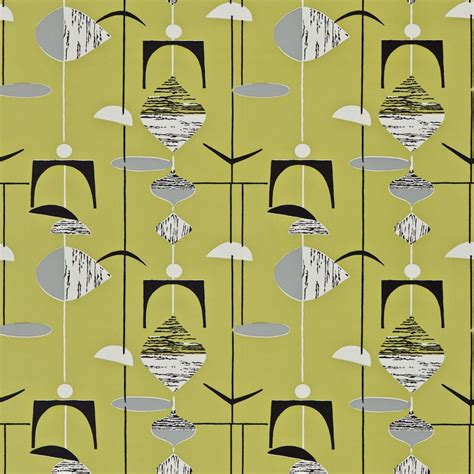 50s design designer wallpapers in a range of styles from top