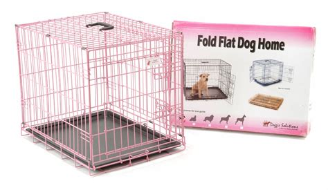 pink crate pink cages doggie solutions