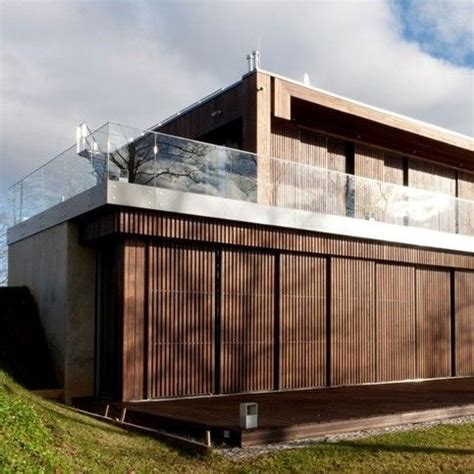 timber ash siding thermory 174 thermo treated ash cladding architecture wood
