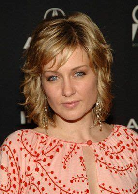 amy carlson hairstyles on blue bloods amy carlson hair for sarah u hair styles pinterest