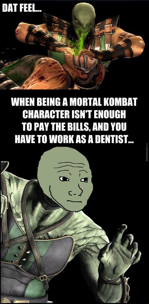 Dat Feel Meme - dat feel reptile we know dat feel by jdavilacas meme