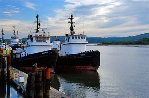 Coos County Records File Coos Bay Boats Coos County Oregon Scenic Images Cooda0017a Jpg Wikimedia