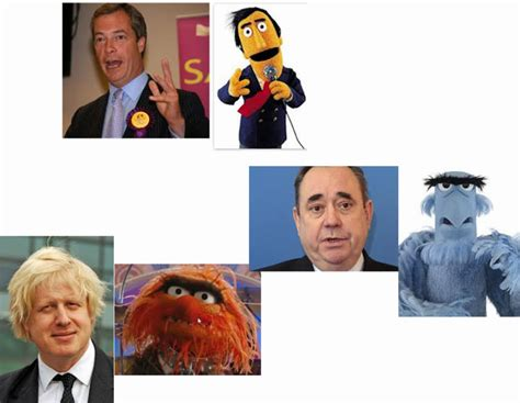 Politicians that look like muppets - Untitled