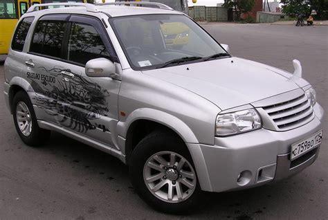Suzuki Escudo 2003 Suzuki Escudo Wallpapers 2 0l Gasoline Automatic