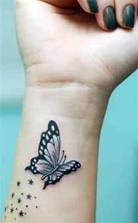handgelenk schmetterling tattoo freshouse