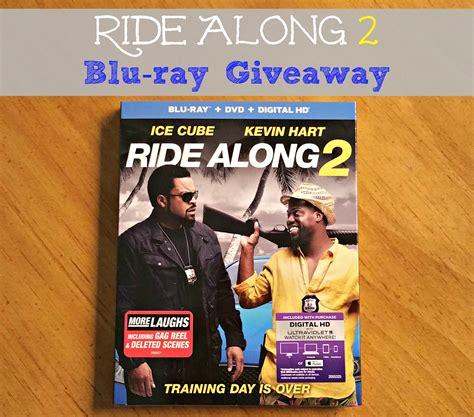 Blu Ray Giveaway - ride along 2 blu ray giveaway funtastic life