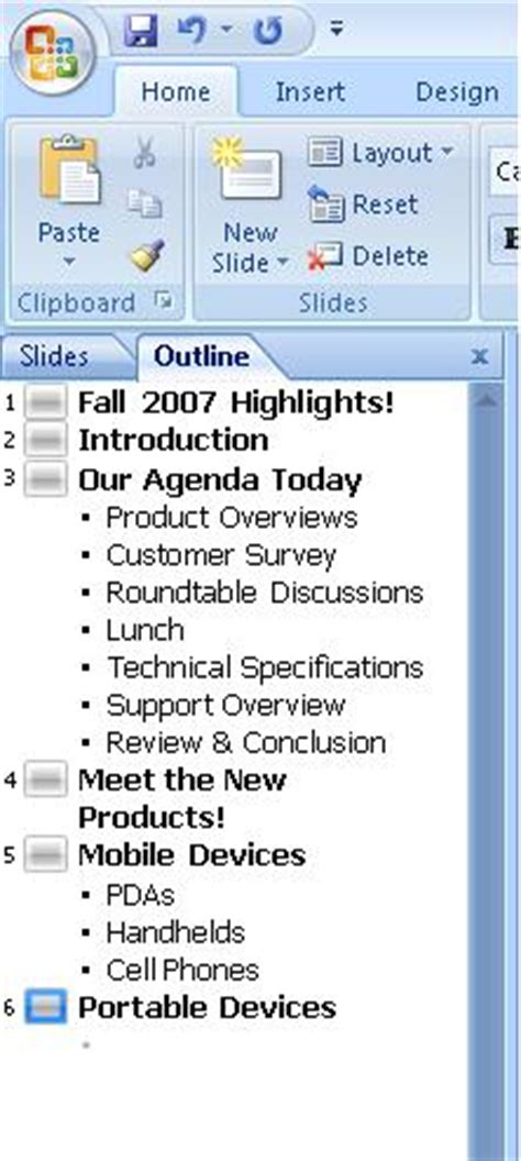 give  powerpoint