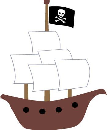 pirate ship sails template pirate ship sails 090112 187 vector clip free clip
