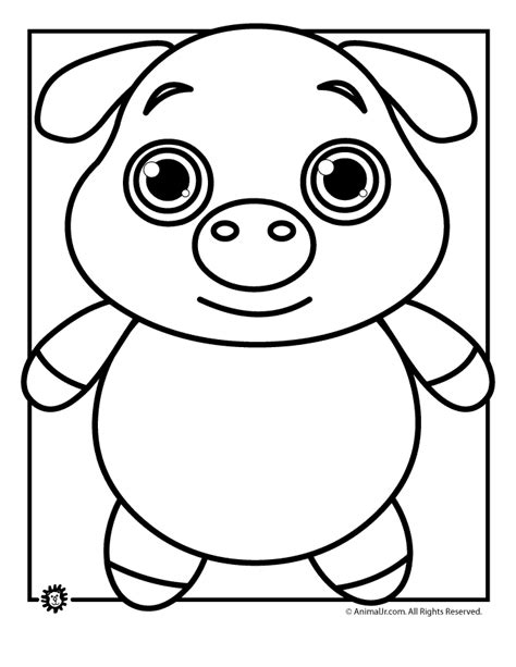 pigs coloring pages coloring home pig color sheet coloring home