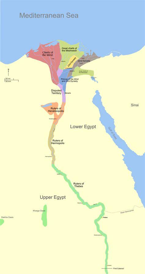ancient egypt wikipedia the free encyclopedia third intermediate period of egypt wikipedia