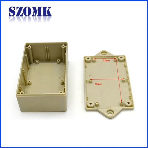 wall mounting abs plastic design electronics case housing