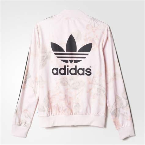 Original Kaos Adidas Originals Crop Multicolor adidas pastel track jacket multicolor adidas us