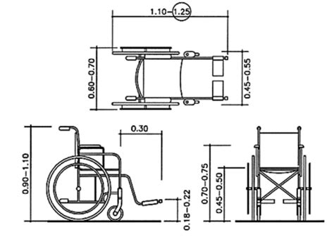 Bedroom Size For Wheelchair User Wheelchair Design Specification
