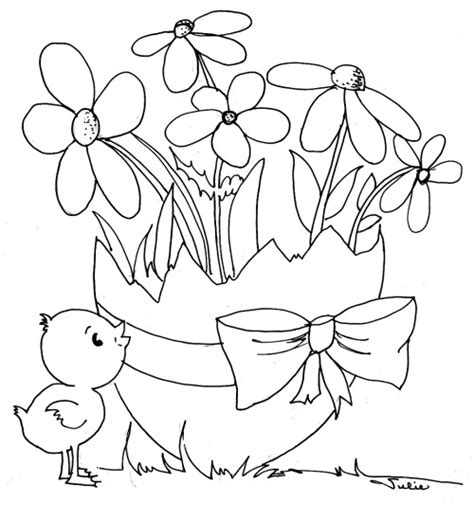 free coloring pages of easter flowers 38 easter coloring pages coloringstar