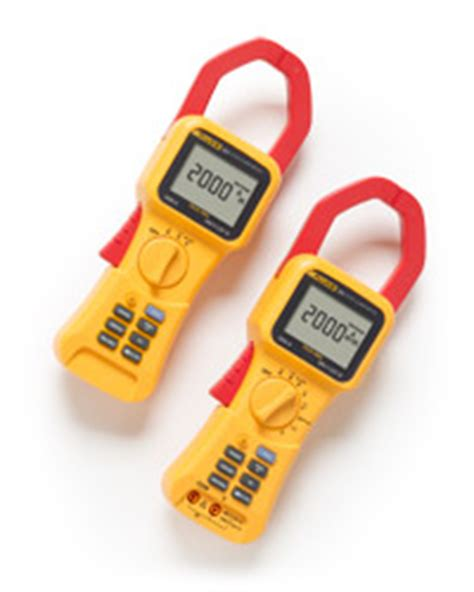 Fluke True Rms Cl Meter 353 0 fluke 355 and 353 true rms 2000 a cl meters valley