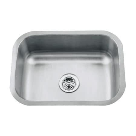 proflo stainless steel undermount sink proflo pfuc308 stainless steel 30 quot single basin undermount