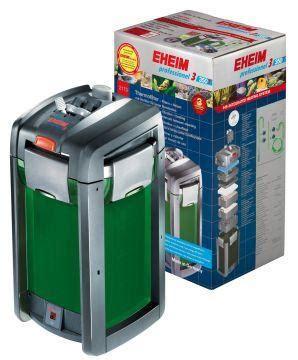 Pompa Air Aquarium External eheim professional external filter 5 with fish5