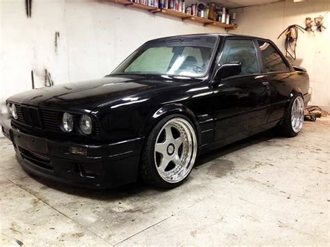 Motorrad Felgen Bmw by Bmw E30 M3 Black Dish Cars Autos Und