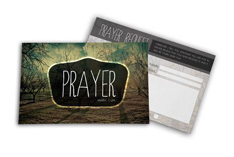 Church Prayer Request Cards Template by Prayer Request Card Digital316 Net