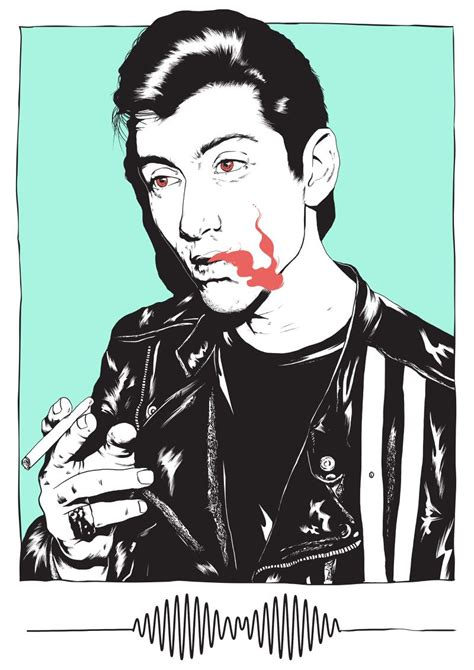 Kaos Artic Monkeys Gigs Poster image result for arctic monkey alex arctic monkeys