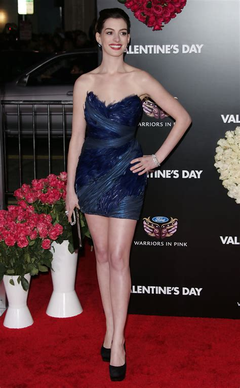 s day premieres hathaway in the quot s day quot premiere in los