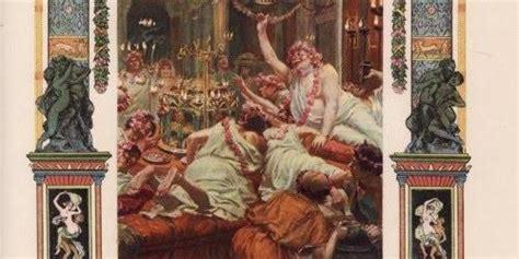 le festin chez trimalcion 240100081x mercredis de l arch 233 ologie le festin de trimalcion mus 233 e saint raymond toulouse by night