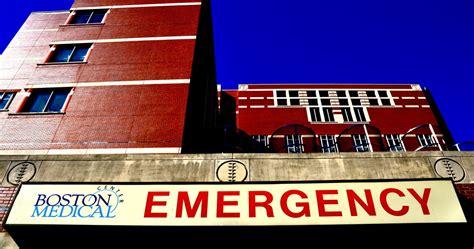 bmc emergency room boston center emergency department boston