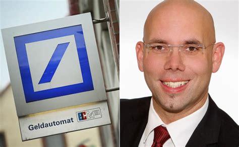 bank neuss filialdirektor in neuss deutsche bank beruft andr 233 busse