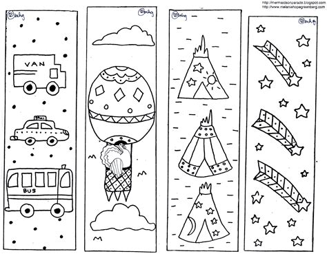 coloring pages for bookmarks free coloring pages of bookmarks