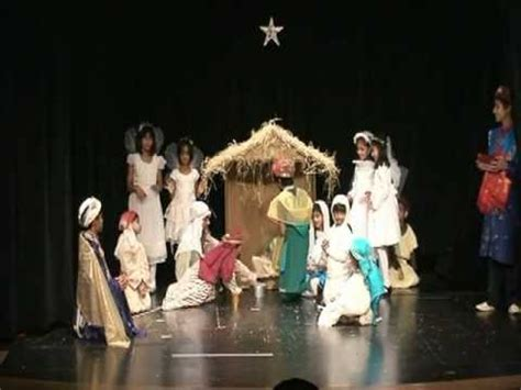 christmas nativity play youtube