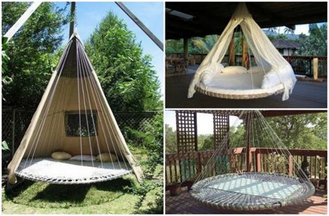 teepee swing 12 desirable outdoor summer ideas for giving a new life to