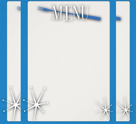 menu background template 21 blank menus psd vector eps