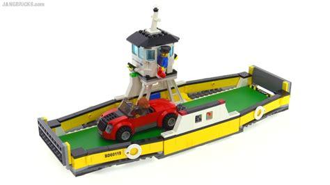 Lego 60119 Ferry City lego city 2016 ferry review set 60119