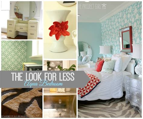 5 ways to get this look aqua bedroom infarrantly creative