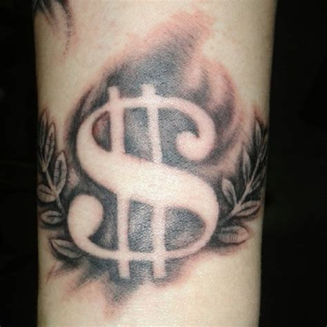 dollar sign designs ideas and meaning tattoos
