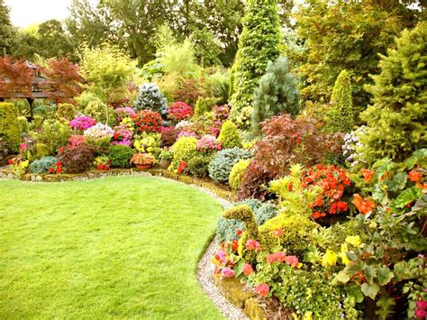 simple flower bed ideas perennial garden ideas for full sun gardening plans