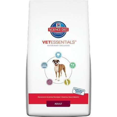 vet essentials canine adlt 12 75kg for au 121 39