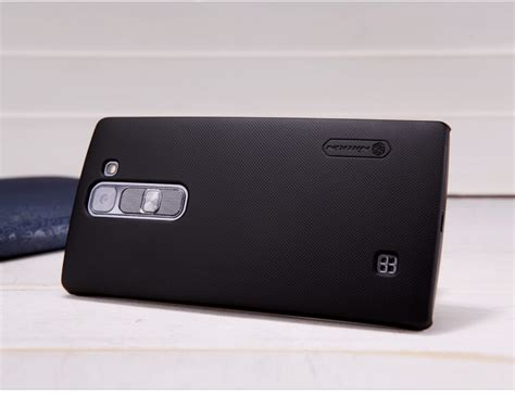 Handphone Lg Magna H502f nillkin frosted shield matte cover for lg magna h502f h500f c90 free screen protector