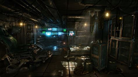 cyberpunk for the home pinterest cyberpunk nest and artstation hackers nest joakim stigsson futuristic
