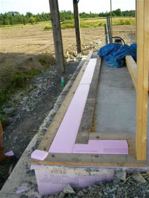sill plate insulation