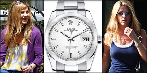jennifer aniston rolex what rolex watches does jennifer aniston wear jaztime blog