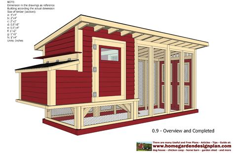 poultry house plans free chicken house plans pdf home design and style